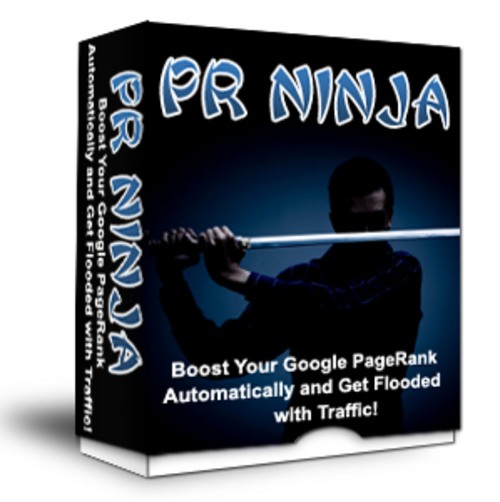 Product picture PRNinja - Improve Your Search Engine Rankings Dramatically